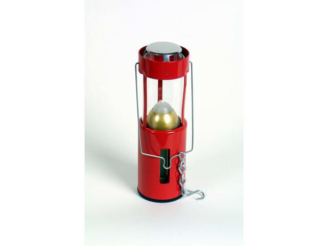 UCO Farol Vela Aluminio, red